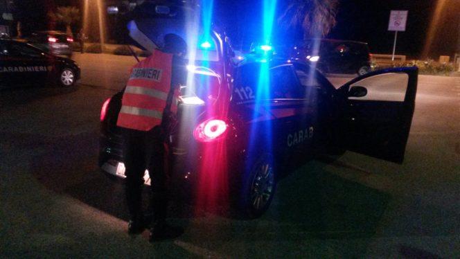 """Barcellona PG. Bilancio Carabinieri weekend """"Ferragosto"""": denunciate 9 persone"""