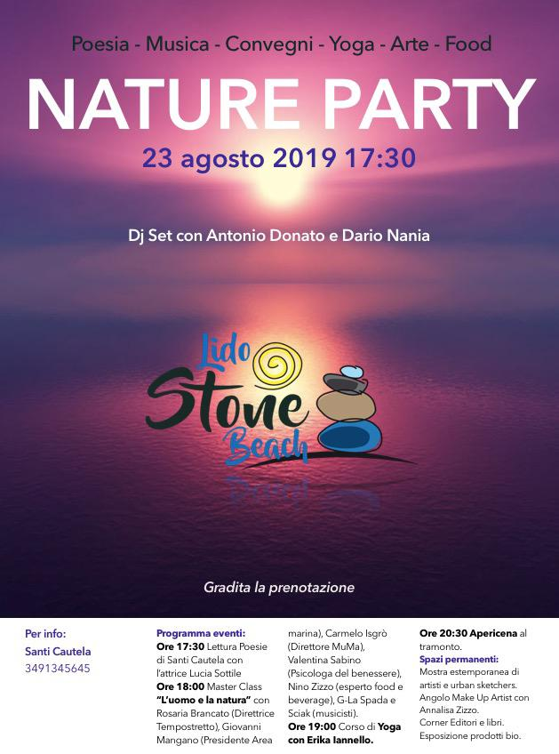 Milazzo. Cultura e movida in un evento imperdibile al lido Stone Beach