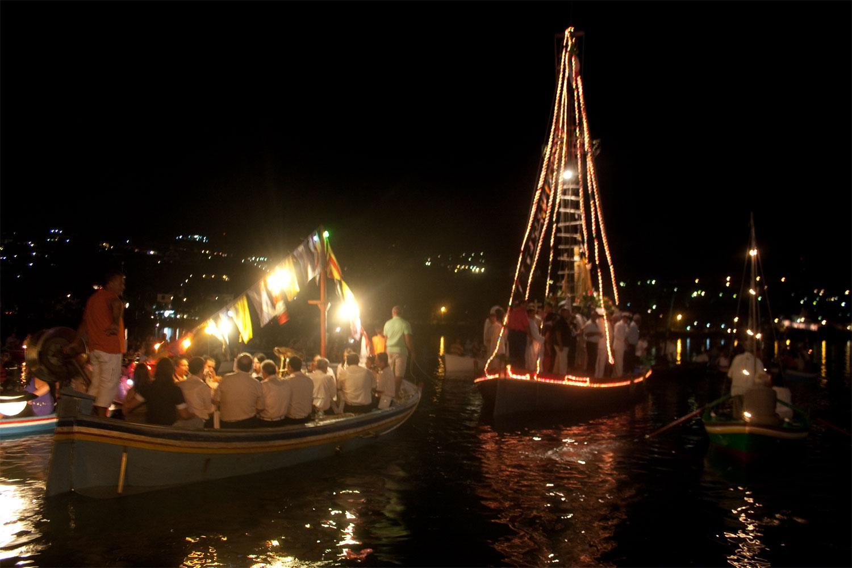 Notte bianca di San Nicola: la viabilità a Ganzirri nei giorni di festa