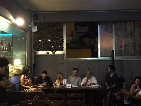 """Milazzo. Riparte seconda stagione caffè letterario Totù: """"Poesia per salvare l'ambiente, un emozione per azioni positive"""""""