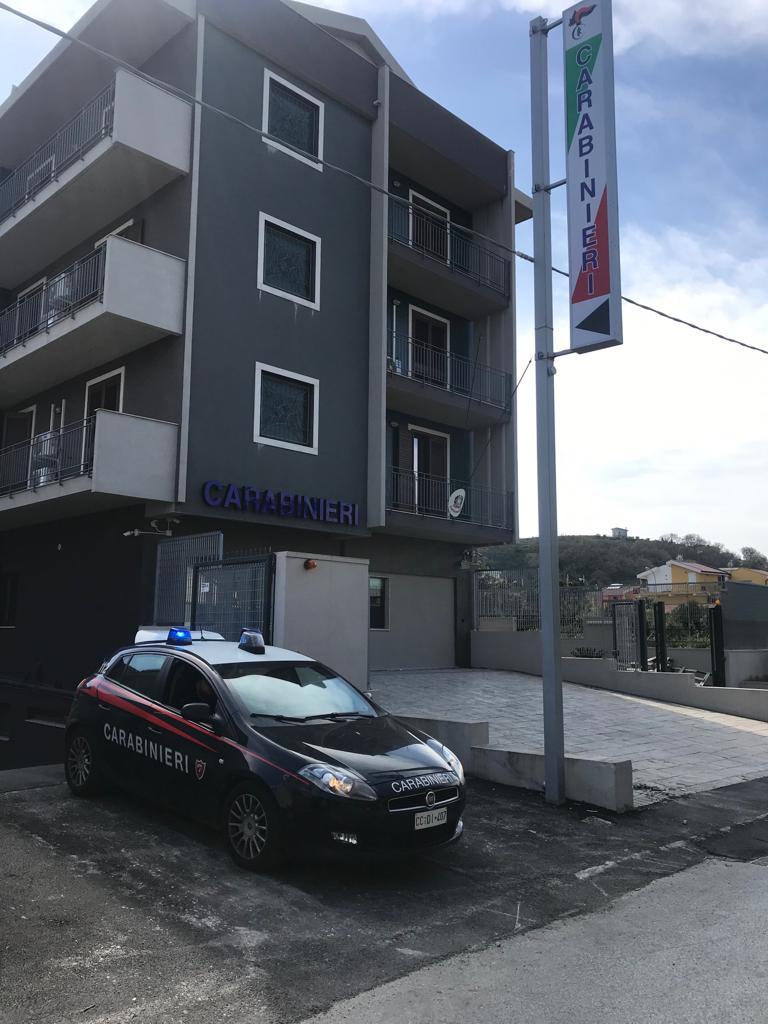 Barcellona PG. Evade dagli arresti domiciliari: arrestato dai Carabinieri