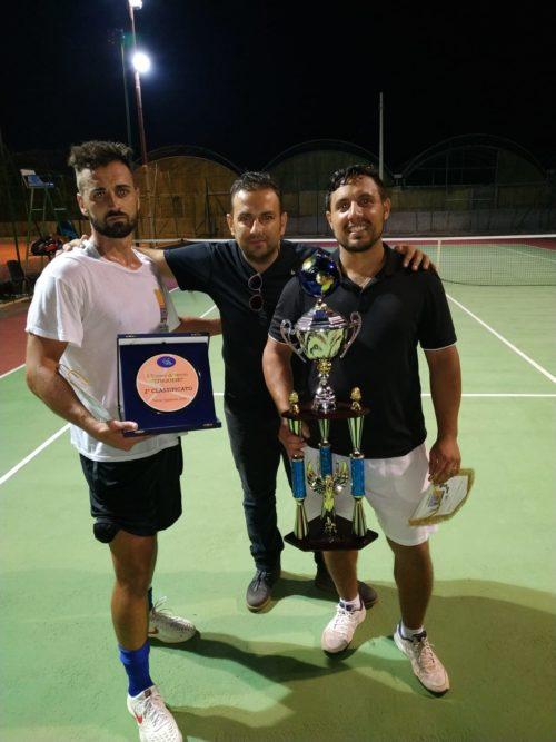 Terme Vigliatore. Sport e partecipazione nella II edizione 'Cinquesei Tennis', 32 in sfida: trionfa Bellinvia