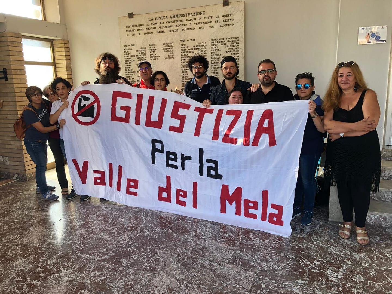 """Pace del Mela. Comitato occupa Municipio: """"Valle del Mela pronta a tutte le iniziative necessarie"""""""