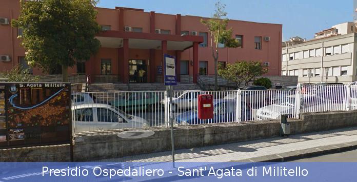 Ospedale di S. Agata di M.llo, il 15 ottobre il tavolo tecnico per l'apertura della Stroke Unit salvavita