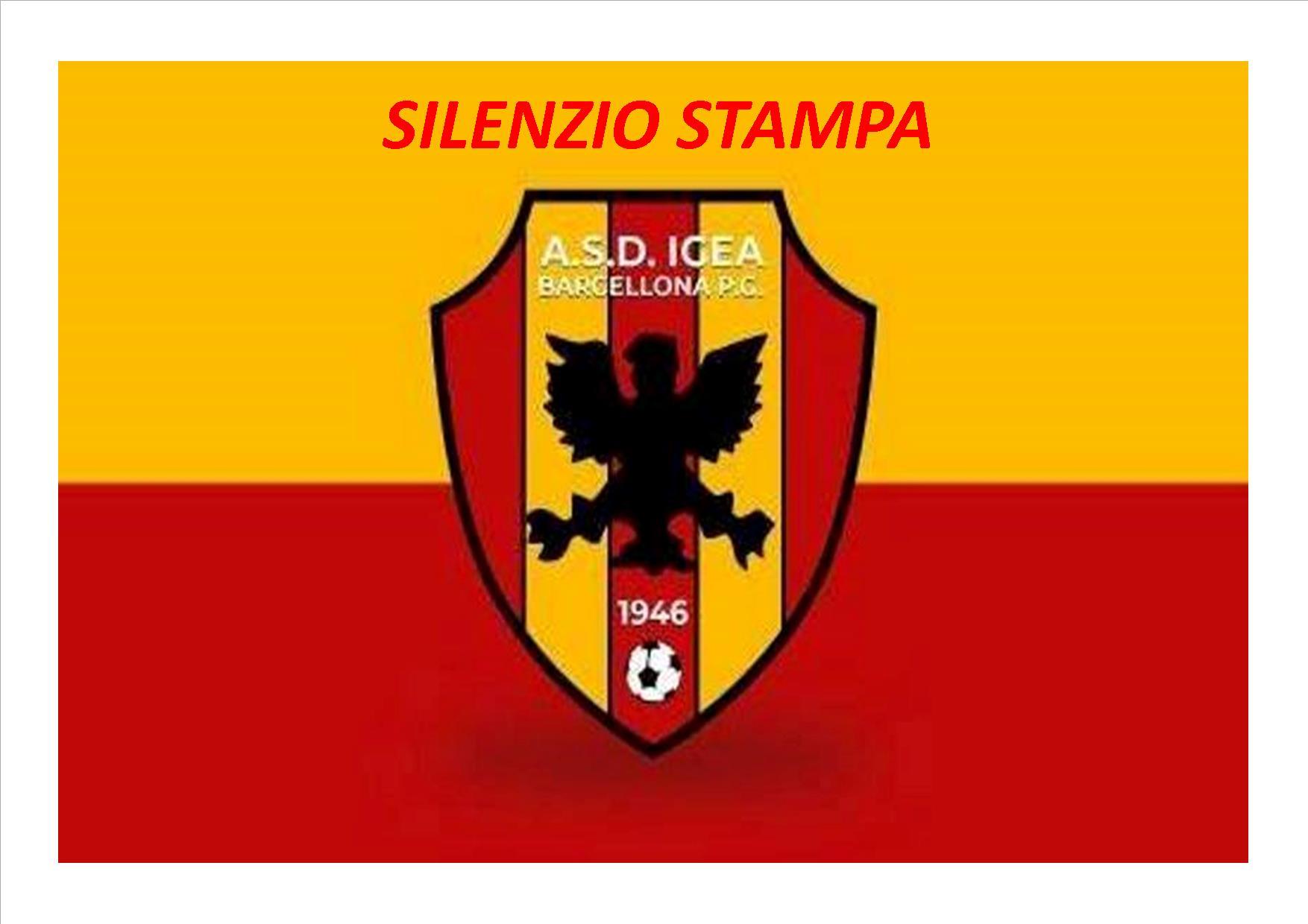 """Calcio. ASD Igea 1946 in 'silenzio stampa': """"Tutelare lavoro di staff e giocatori"""""""