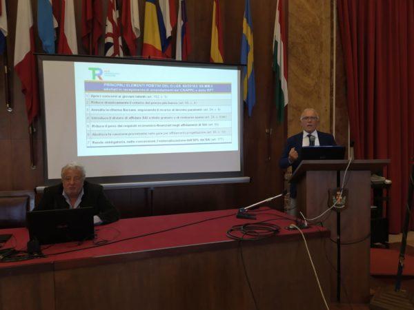 """""""La Sicilia nel Mediterraneo-Infrastrutture strategiche per il cambiamento"""", incontro-confronto architetti e esperti"""