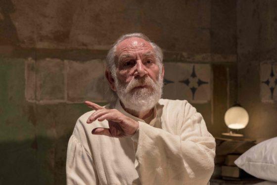 """Teatro Mandanici. L'opera """"La tempesta"""", sabato prossimo con il grande Renato Carpentieri"""