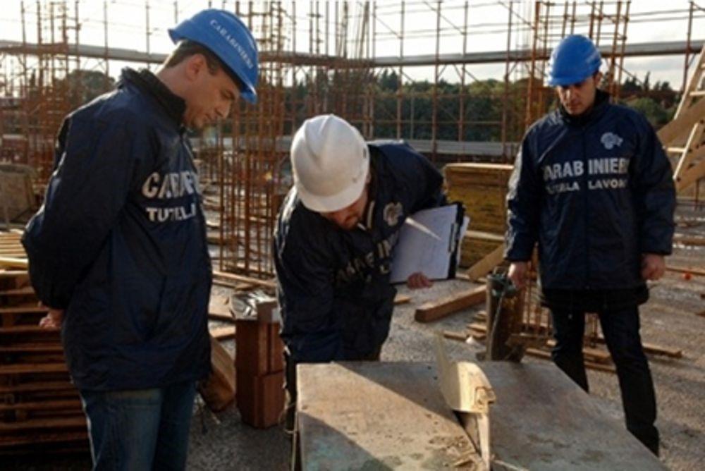 Messina e provincia. Bilancio controlli in attività: 8 denunce, 16 lavoratori in nero e sanzioni per oltre 244 mila euro