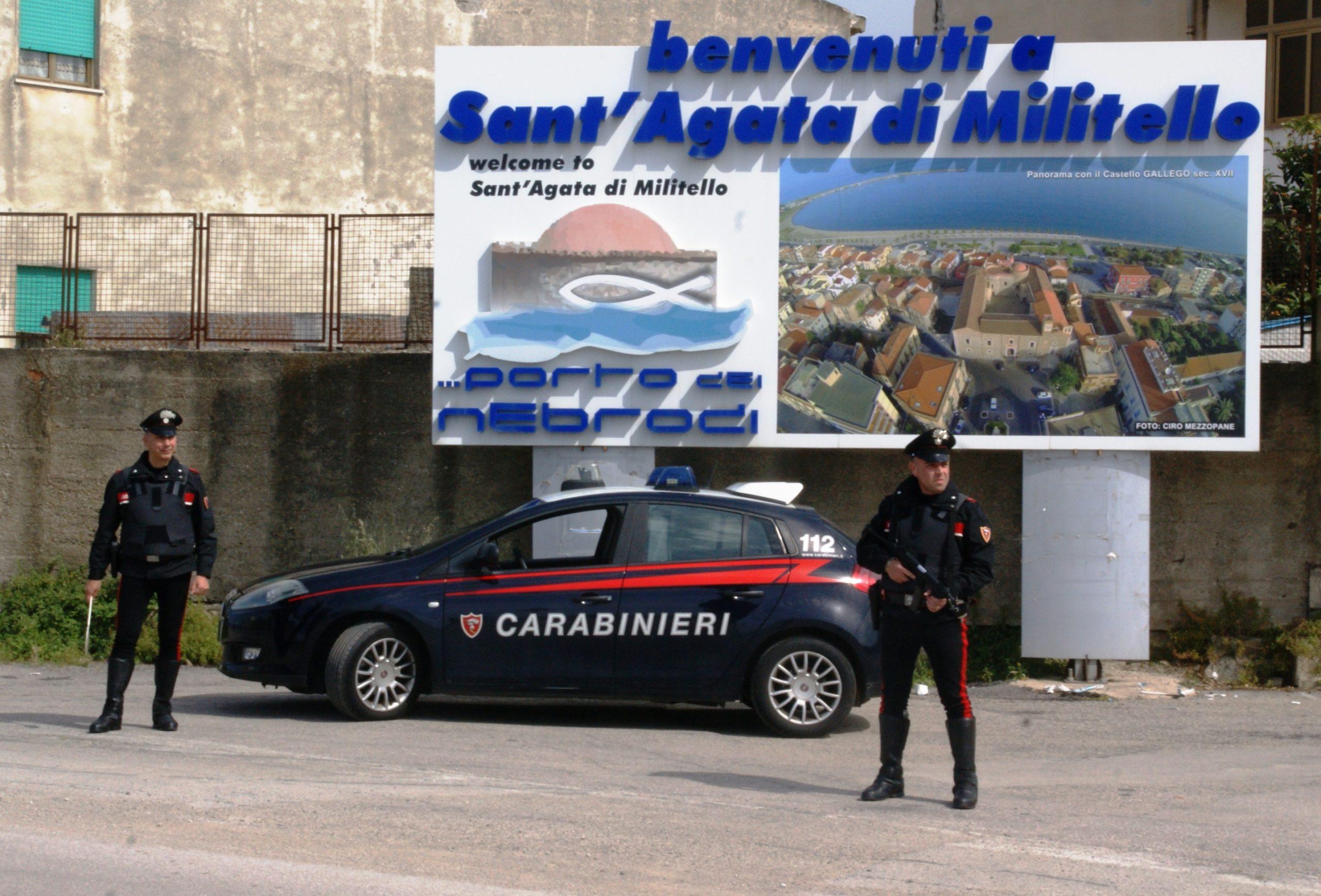 S.Agata di Militello. Produzione, traffico e detenzione di stupefacenti, arrestati due stranieri