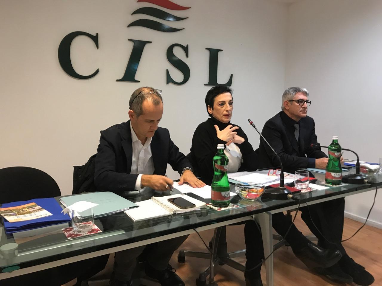 """La Fai Cisl Messina proiettata nel 2020: """"Riforma del settore forestale prossimo obiettivo"""""""