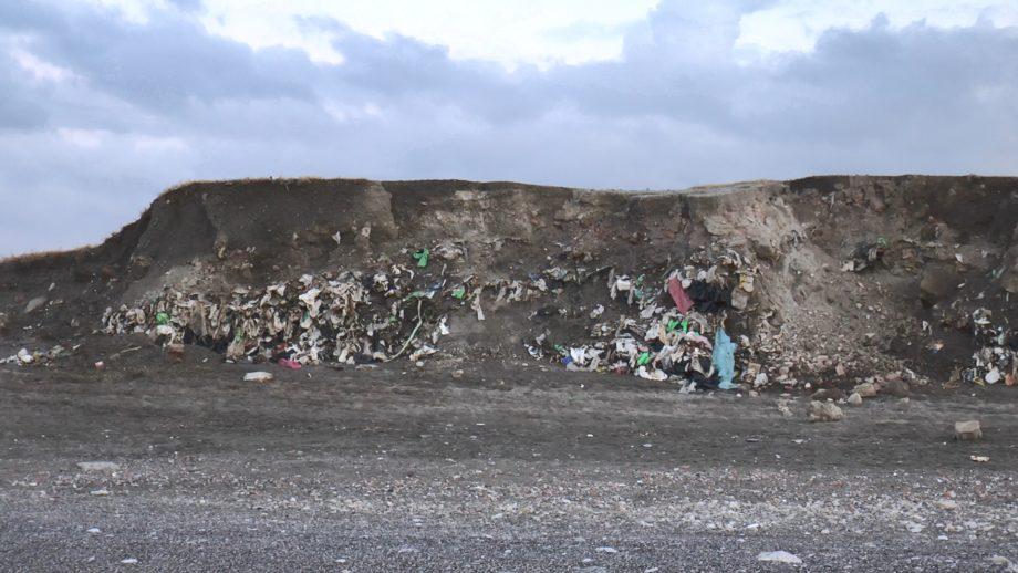 Milazzo. Consegnata area di Ponente per sistemare rete blocca-rifiuti
