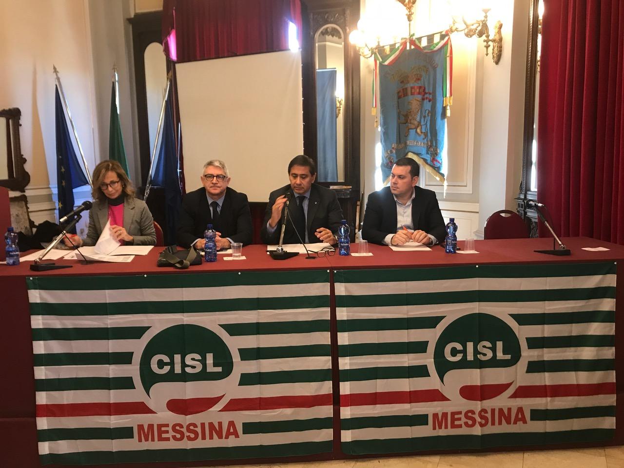 Cisl Messina, ratificate dimissioni segretario generale Genovese. Consiglio riaggiornato per nuove elezioni