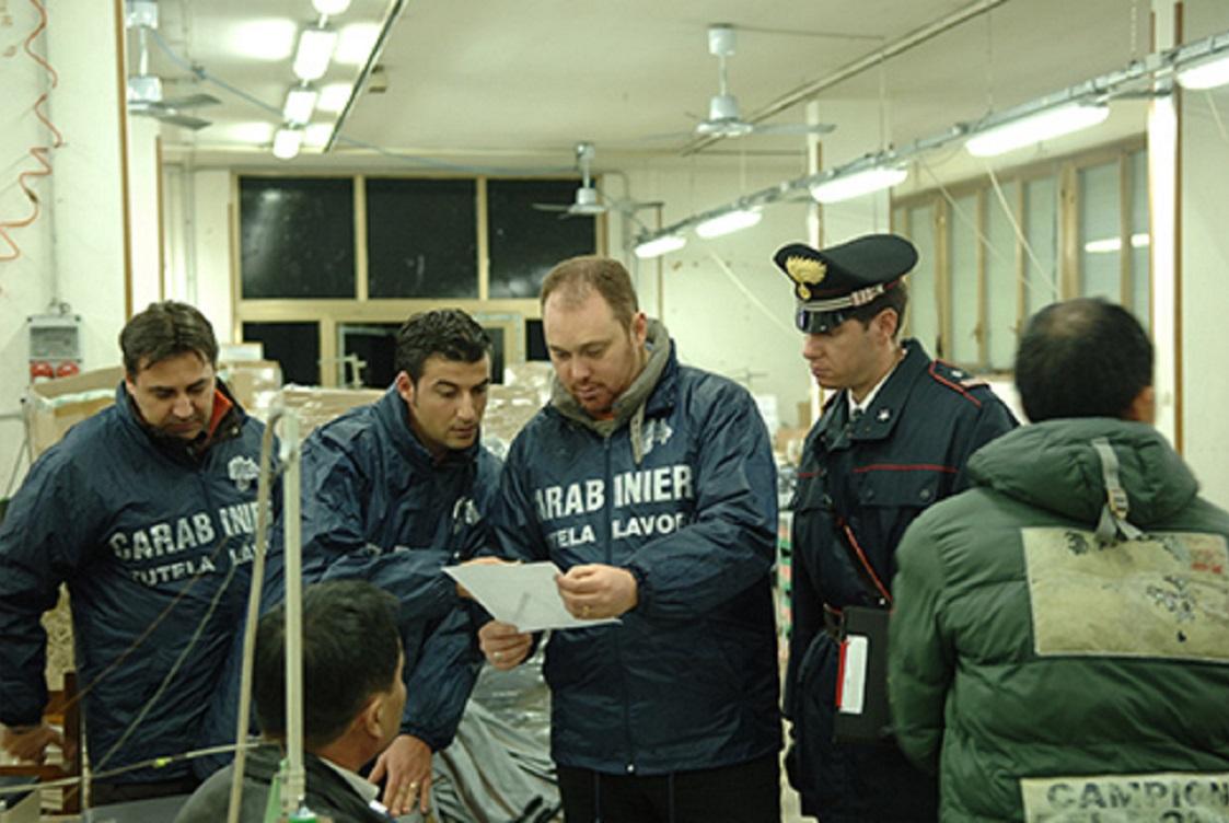 Messina e provincia. Controlli empori commerciali cinesi, edilizia e sale scommesse: sanzioni per oltre 198 mila euro