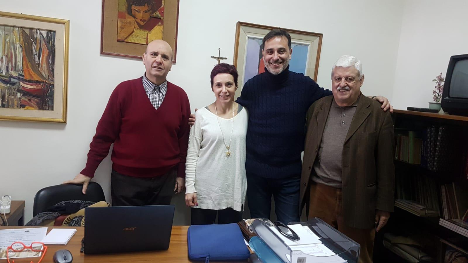 """Assostampa Messina da vita ai """"Giornalisti cultura e spettacolo"""" Luciano Fiorino responsabile"""