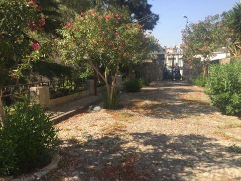 Messina. Al comune si discute del destino dei giardini di Montalto