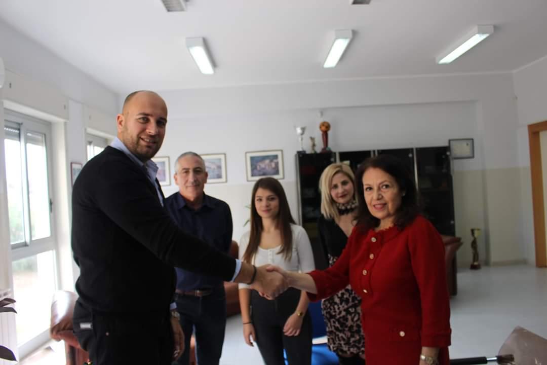 Barcellona PG. Prima studentessa assunta, proficuo accordo Ipsaa – Agrumigel