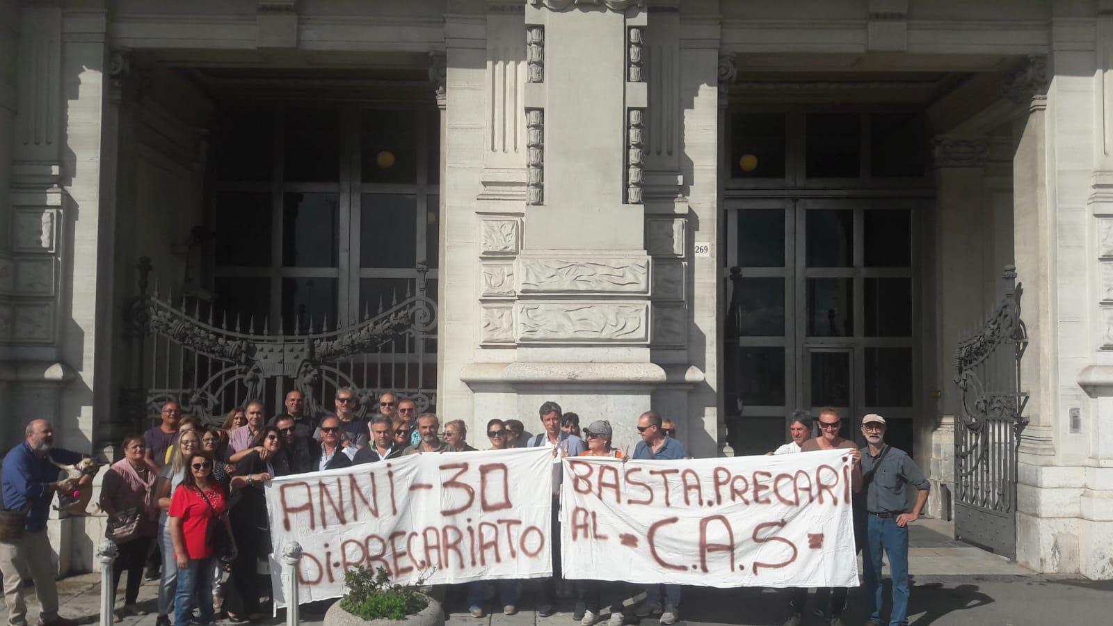 """Consorzio Autostrade Siciliane. Vertenza precari, proclamato stato di agitazione: """"Situazione inaccettabile"""""""