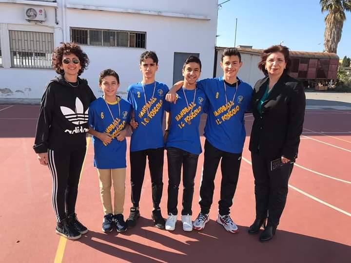"""Barcellona PG. Scuola """"Foscolo"""", ottimi risultati ai Campionati Studenteschi"""