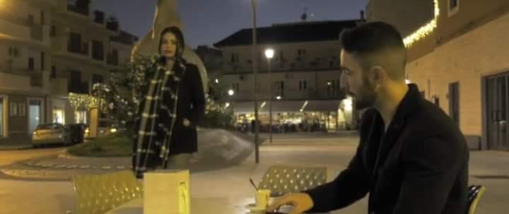 """Barcellona PG. Il cantautore Vincenzo Pantè pubblica la sua nuova canzone """"Davanti ad un caffè"""""""