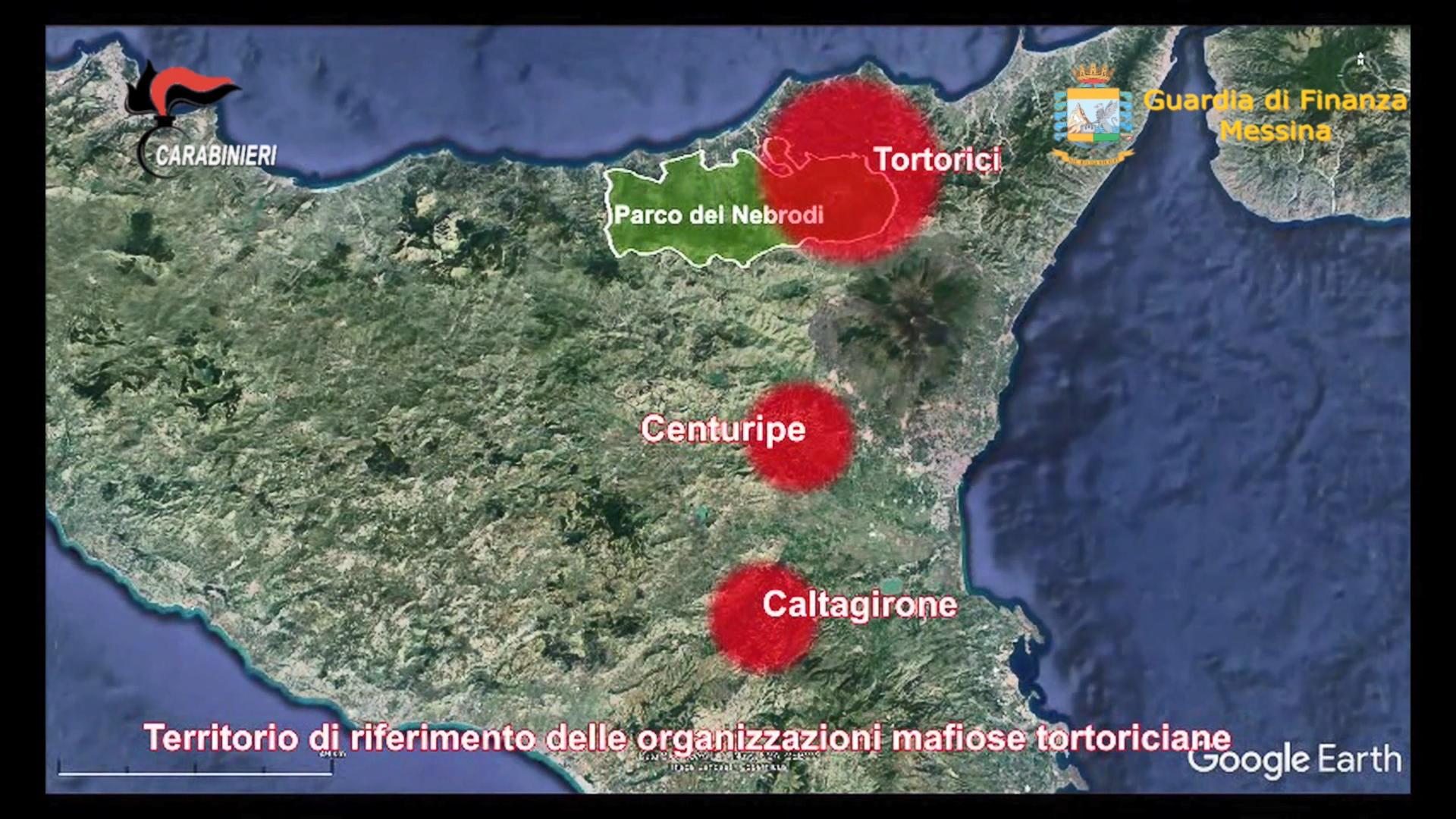 """Operazione 'Nebrodi', duro attacco alla """"mafia dei pascoli"""": 94 in manette e 151 imprese sequestrate [Dettagli e Nomi]"""