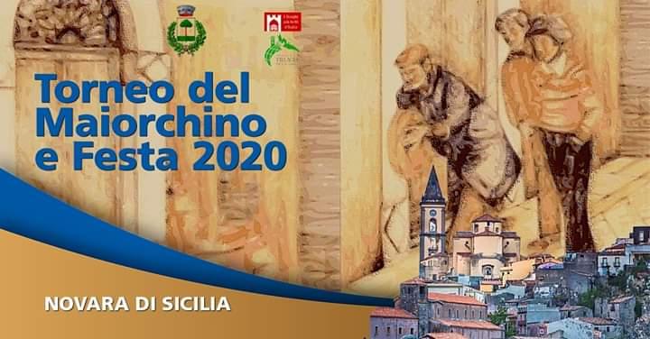 """Novara di Sicilia. Rinviata la Festa del Maiorchino con la Finalissima del Torneo Provinciale causa """"CoronaVirus"""""""