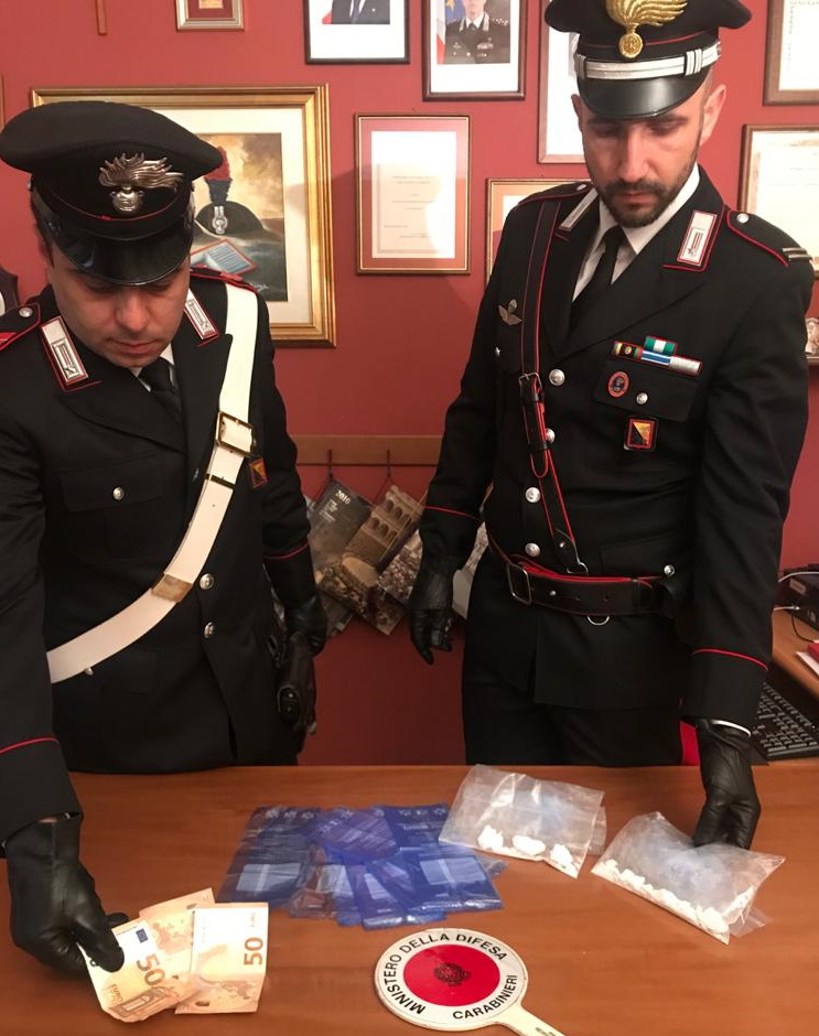 Messina. Cocaina in casa, 29enne arrestato