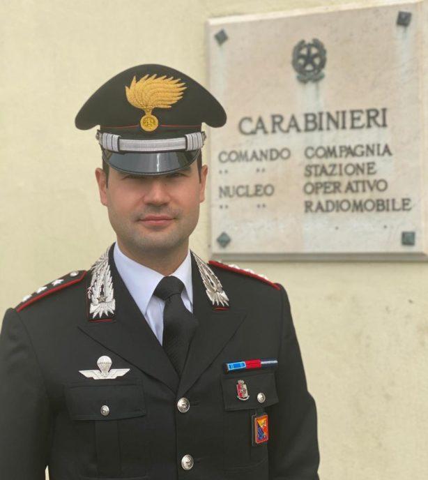 Milazzo. Si insedia il nuovo Comandante della Compagnia dei Carabinieri
