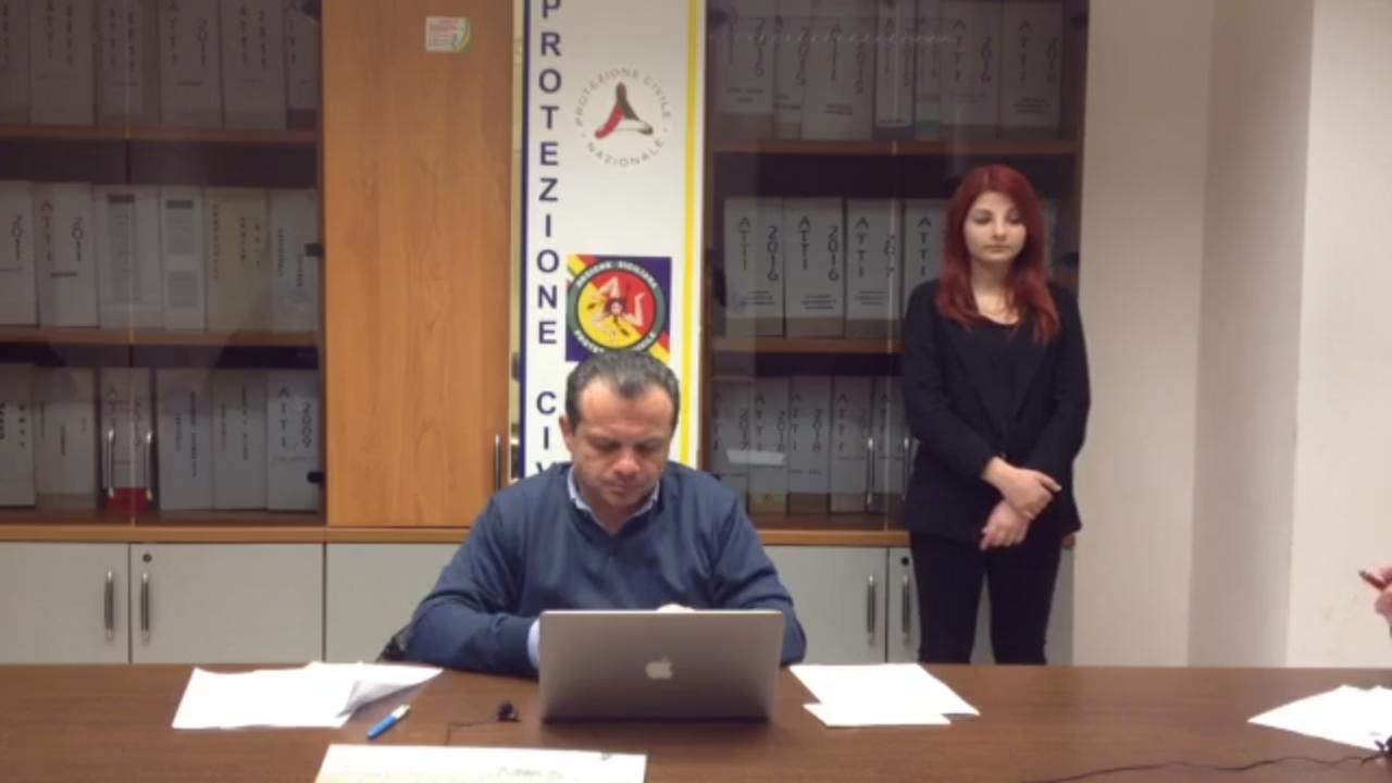 """Messina. Il sindaco durante la diretta: """"6-7 casi positivi tra i rientrati da Madonna di Campiglio"""""""
