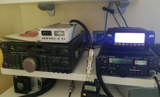 """Emergenza Covid-19. Radioamatori Cisar Messina operativi per lanciare: """"STATE A CASA"""""""