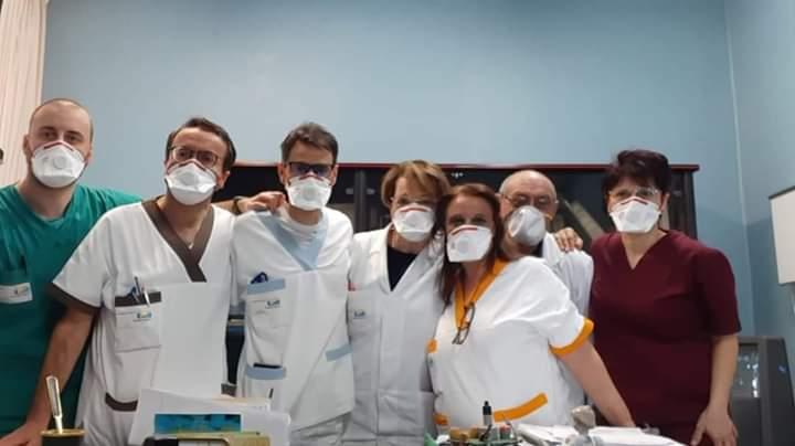Barcellona PG. Cinque i contagiati Covid-19 ricoverati a Malattie Infettive. Il messaggio social dell'operaio pacese