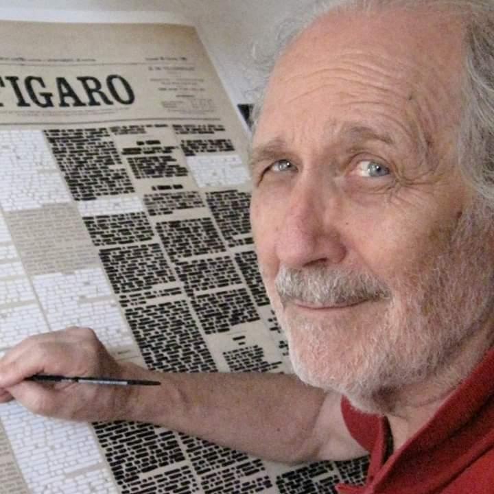 Carmelo Aliberti racconta Emilio Isgrò, artista barcellonese di fama internazionale
