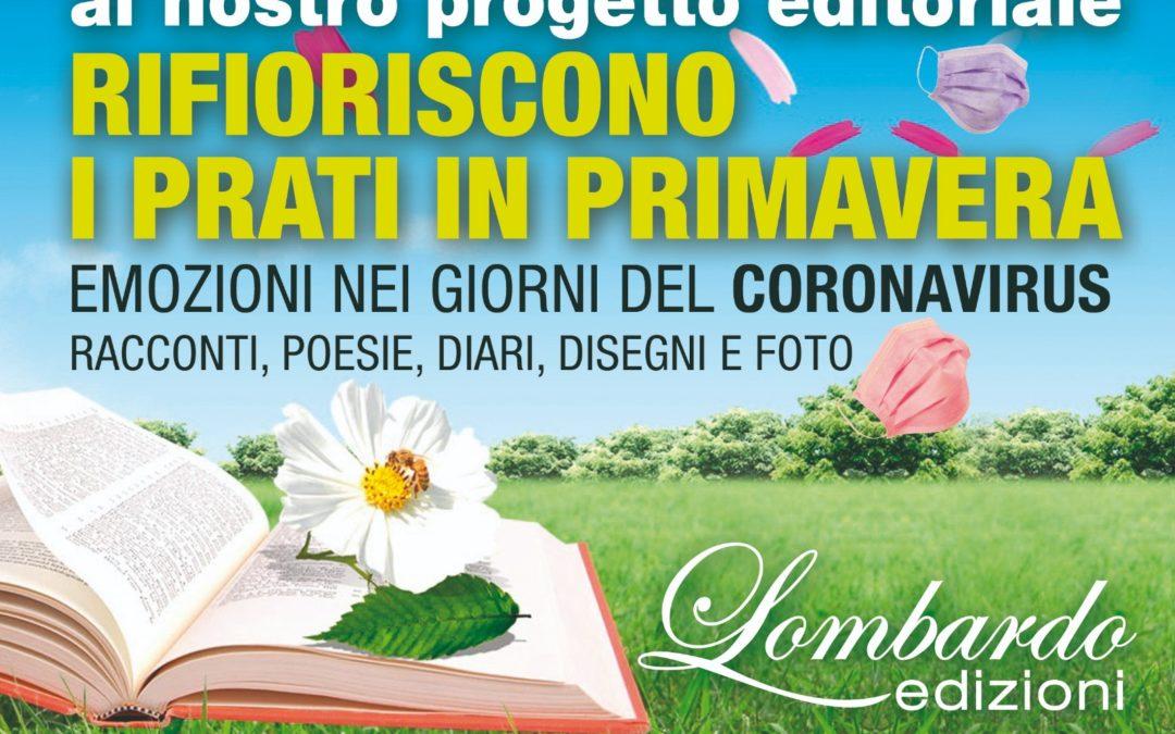 """Milazzo. Progetto Letterario """"Rifioriscono i prati in Primavera"""" (Lombardo Edizioni), prorogata scadenza al 26 aprile"""