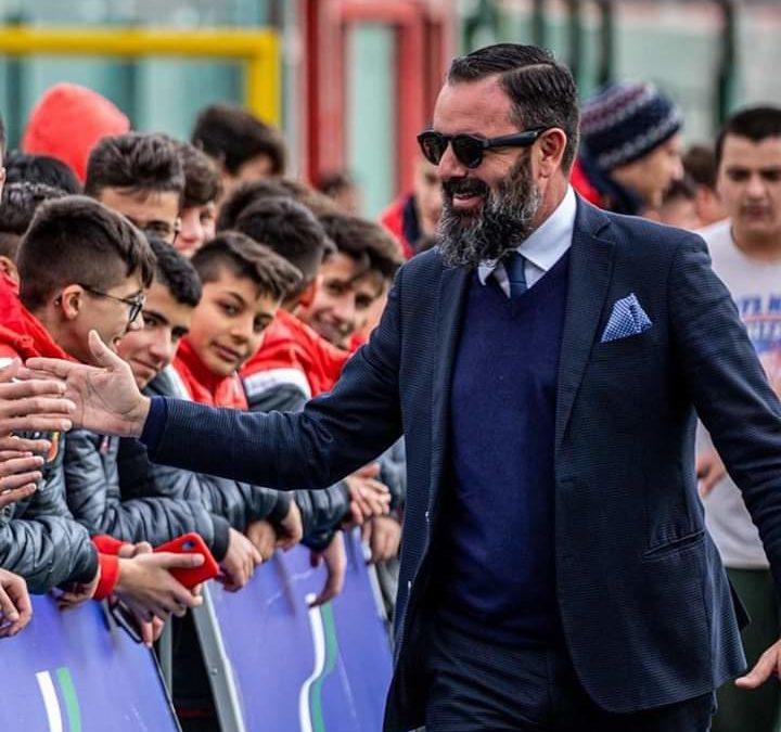 Fc Messina. Il Presidente Rocco Arena incontra i tifosi su Instagram. Confronto appassionato