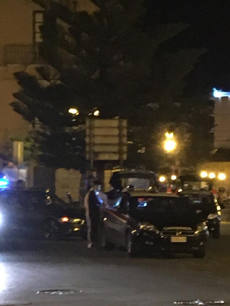 Movida a Milazzo, maxi controlli della notte: tolleranza zero