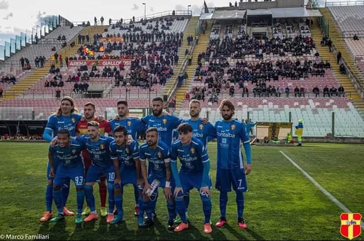 """I calciatori dell'Fc Messina dicono """"Grazie"""" alla società ed alla città"""