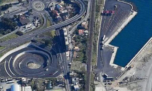 Porto Tremestieri: traffico in tilt per protesta a sorpresa dei tir