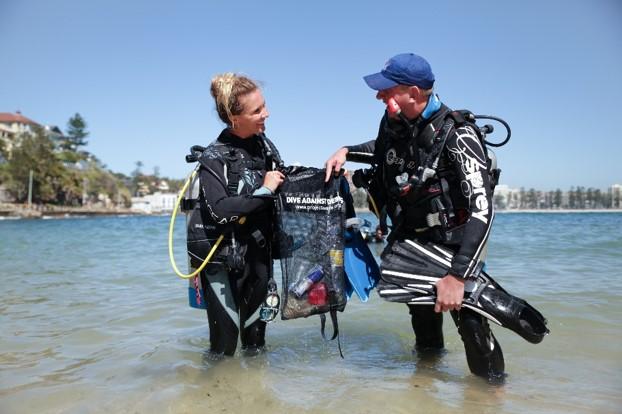 """Oliveri. Sul lungomare """"BastaPlastica"""", domenica 28: volontari, subacquei e snorkelisti in azione"""
