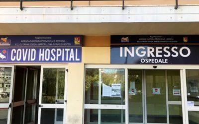 Ospedale di Barcellona, dal 7 agosto ripristinata attività anche della U.O. di Medicina Interna
