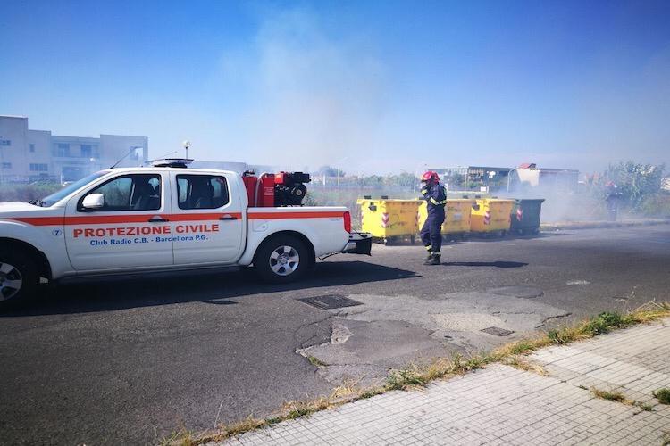 Barcellona PG. Campagna Antincendio del Club Radio CB, al via l'8 giugno