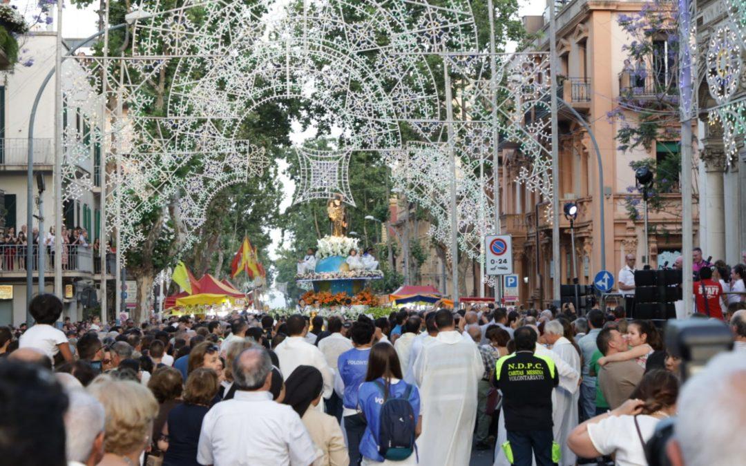 Messina. Festa di Sant'Antonio, provvedimenti viari e divieti disposti