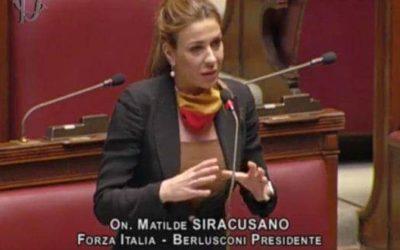 """Ponte Stretto: Siracusano (FI): """"Conte non chiude, ma elude tema, serve coraggio"""""""