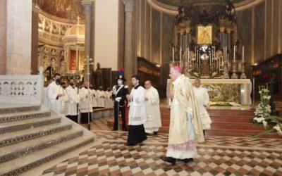Duomo gremito per la celebrazione Madonna della Lettera, presente anche il sindaco