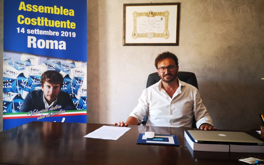 "Elezioni a Barcellona PG. Giuseppe Sottile, terzo candidato a Sindaco: ""Terza via tra centrodestra con stantie logiche spartitorie e centrosinistra rinunciatario"""