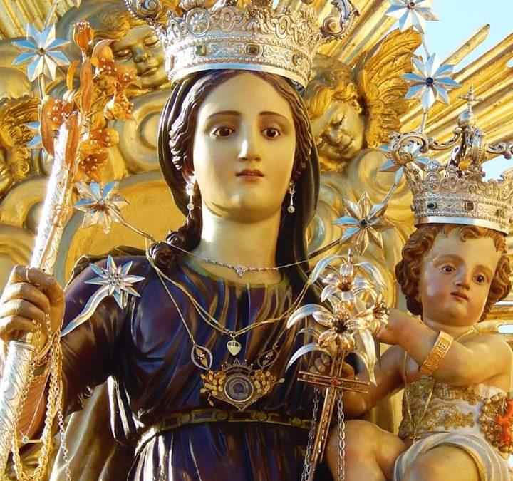 Barcellona PG. La Festa della Madonna del Carmine 2020. Tradizione, fede ed emozioni nel 'racconto' di Paolo Pirri