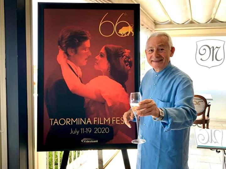 Al via il Taormina Film Fest 2020, serata finale al Teatro Antico
