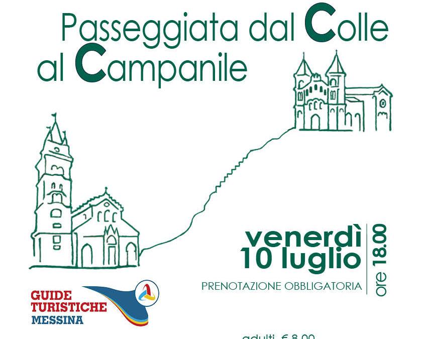 Messina Up&Down, passeggiata dal Colle al Campanile