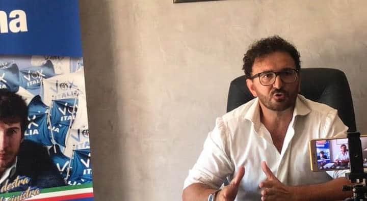 """Giuseppe Sottile (Vox Italia): """"Chiarezza da Amministrazione comunale su chiusura lido Orizzonti Liberi"""""""